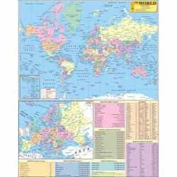 World map find wholesale price for world map in india world map gumiabroncs Gallery