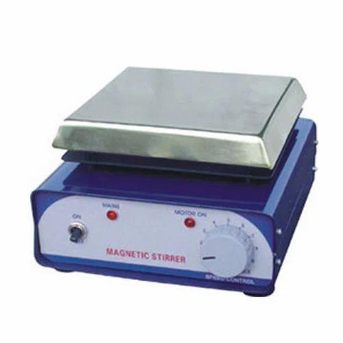 Magnetic Stirrer Ss Top Magnetic Stirrer Manufacturer