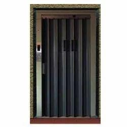 elevator accordion doors