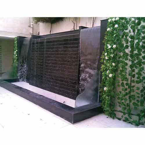 View Specifications Details Of Modern: Wall Fountain - View Specifications & Details Of Wall Fountain By Able Fountain, Noida