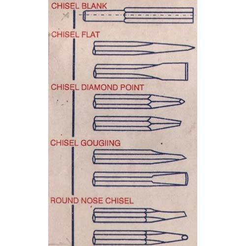 Chipping Chisel View Specifications Details Of Flat