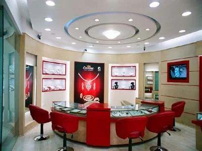Jewellery Shops Interiors Interior Designing Decoration