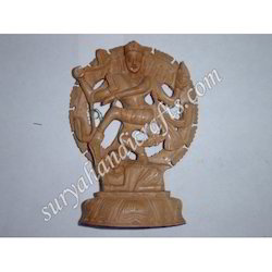 Wooden Natraj