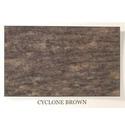Cyclone Brown