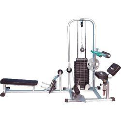 Back Extension - Abdominal Machine