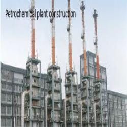 Petrochemical Industry Construction in South Tukoganj, Indore, S  M