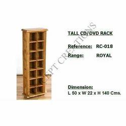 Royal Tall CD/ DVD Rack