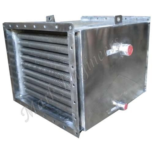 Heat Ex-changer For Fluid Bed Dryer Heaters