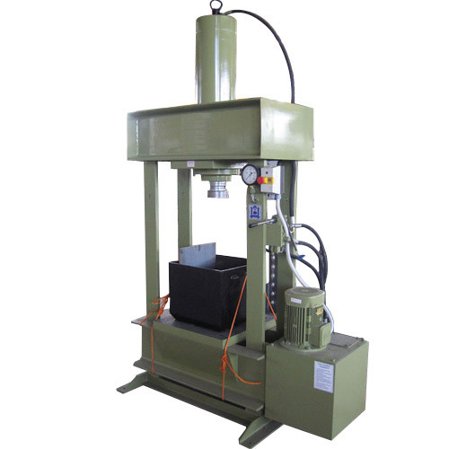 O-Frame Type Hydraulic Press at Rs 65000 /piece | Hydraulic Press ...