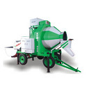 Reversible Concrete Mixers