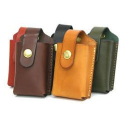 Leather Cell Phone Pouches