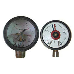 Gauges with Electric Alarms