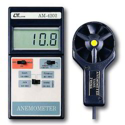 Lutron AM-4202 Velocity Meter With Temperature