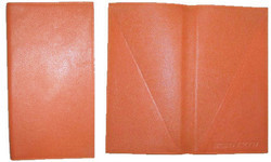 Genuine Leather Menu Cover