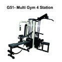 Multi Gym 4 Station