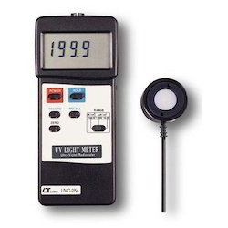 Digital Ultraviolet Light Meter Lutron UVA 254