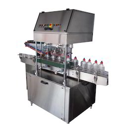 Liquid Bottle Capping Machines