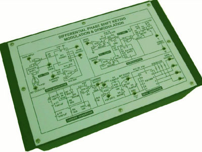 Differential Phase Shift Keying Modulation and Demodulation - Advanced  Technocracy Inc., Ambala | ID: 3101924297
