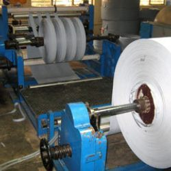 Duplex Rewinding Machine