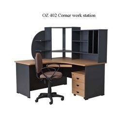 Corner Work Station