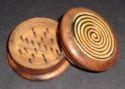 Wooden Tobacco Grinder