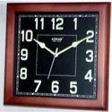 Full Night Glow Wall Clocks - Wooden