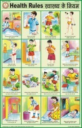 Health And Hygiene Charts