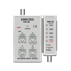 Network Cable Tester KM 36