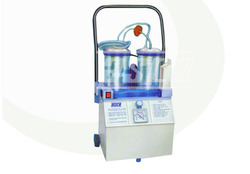 ASCO Manual The High Vacuum-Medium Capacity Suction Units, For Medical