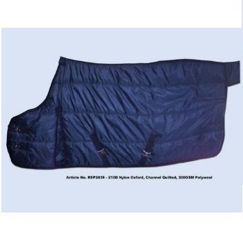 Winter Horse Rugs Blue