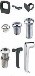 Quarter Turn Locks- Grip 18, 30, 50, 60 mm