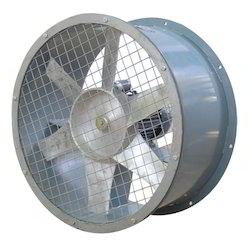 Airmake Ac Axial Flow Fan, Capacity: 5000-50000 CFM