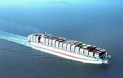 Sea Freight Cargo Services