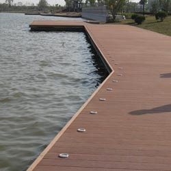 WPC Composite Deck Flooring