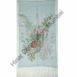 Linen Embroidery Shawls