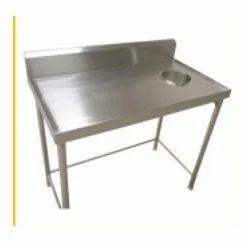 Waste Dish Landing Table