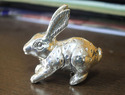 White Metal Rabbit