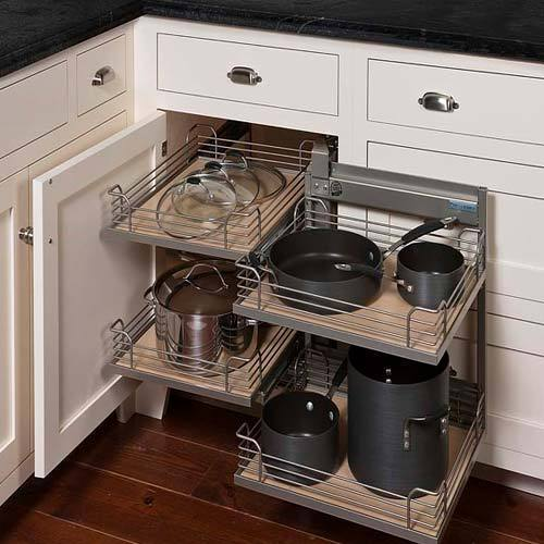 Magic Corner Cabinets