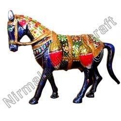 Meena Painting Horses