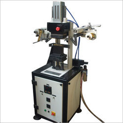 Hot Foil Stamping Machine For Plastic Boxes