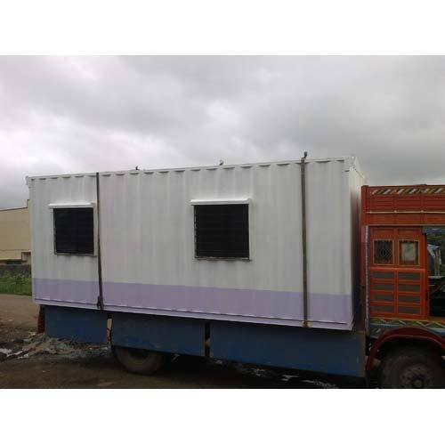 Portable Cabin On Wheels
