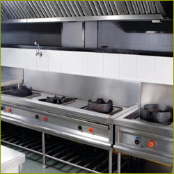 Chinese Cooking Range(Kitchen Equipments)
