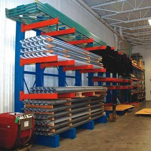 Mild Steel Cantilever Racking System Kathawala