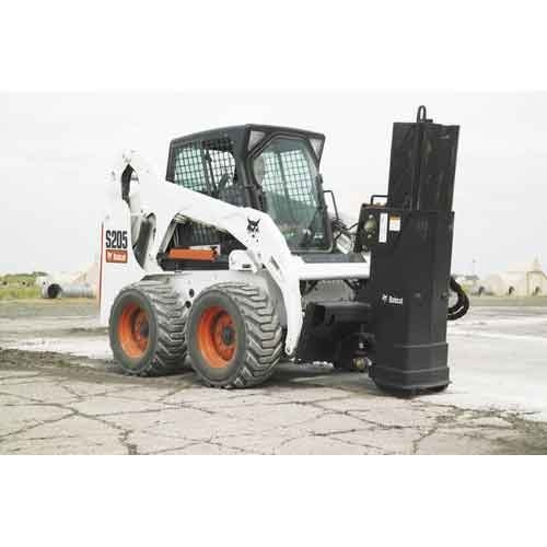Bobcat S205 Skid Steer Loaders Operating Weight 3018 Kg