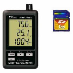 Barometer- Humidity- Temperature Monitor