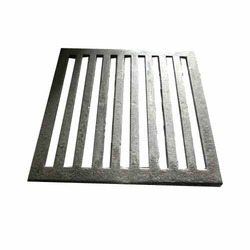 Black Cast Iron Casting Jali, For drainage covering