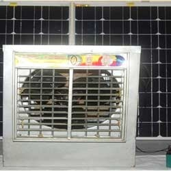 60 watts solar air cooler
