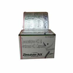 Levocetirizine 5 mg Capsule