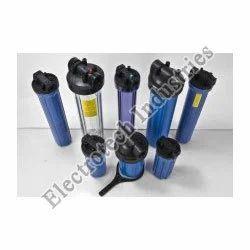 Blue Water Filter Housings