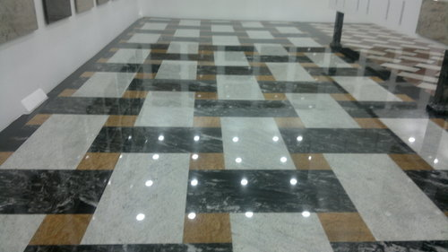 Great Granite Slab Flooring